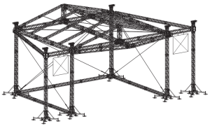 MPT roof structure